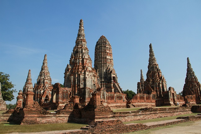 ayutthaya-wat-chaiwatthanaram
